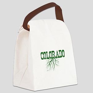 Colorado Roots Canvas Lunch Bag
