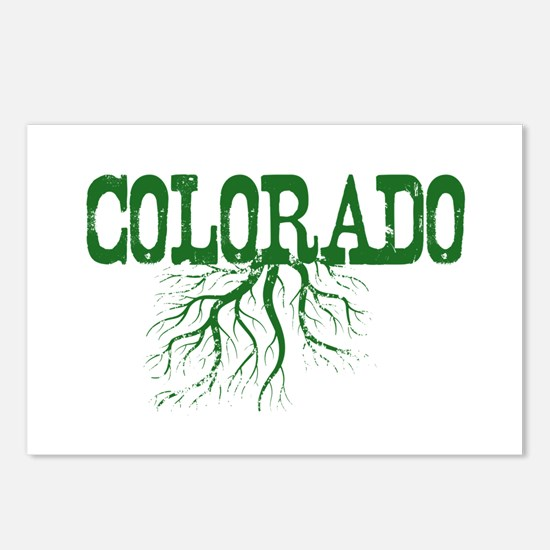 Colorado Roots Postcards (Package of 8)