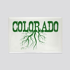 Colorado Roots Rectangle Magnet