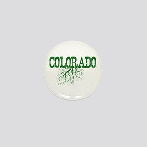 Colorado Roots Mini Button