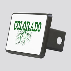 Colorado Roots Rectangular Hitch Cover
