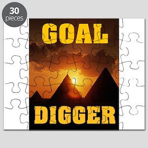 GOAL DIGGER Puzzle