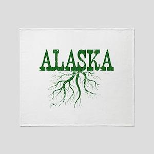 Alaska Roots Throw Blanket