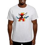 USS ABBOT Light T-Shirt