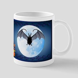Wonderful Halloween Bats Mugs