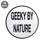 Geeky By Nature 3.5