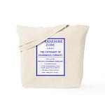 Supersedure Zone Tote Bag