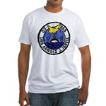 USS ARNOLD J. ISBELL Fitted T-Shirt