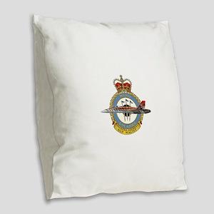 4wingTiger Burlap Throw Pillow