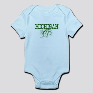 Michigan Roots Infant Bodysuit