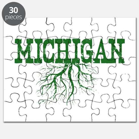 Michigan Roots Puzzle