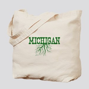 Michigan Roots Tote Bag