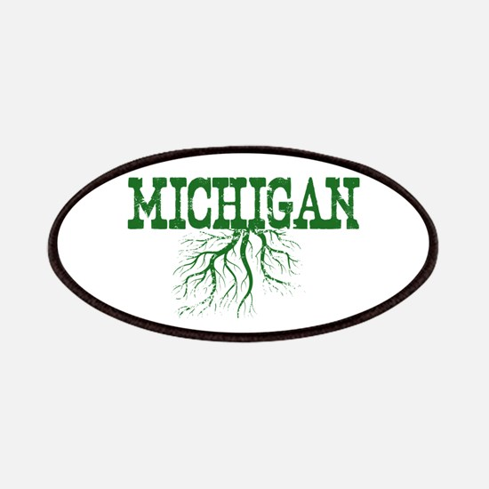 Michigan Roots Patches