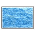 Ocean Surface Blue Sq Banner