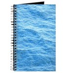Ocean Surface Blue Sq Journal
