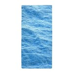 Ocean Surface Blue Sq Beach Towel