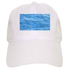 Ocean Surface Blue Sq Baseball Cap