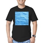 Ocean Surface Blue Sq T-Shirt