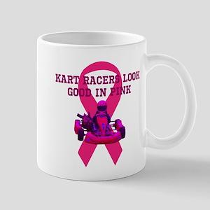 Kart Racers Look Good In Pink Mugs