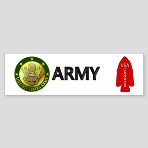 1st Special Service Force Sticker (Bumper)
