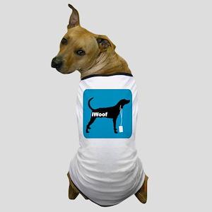 iWoof Plott Hound Dog T-Shirt