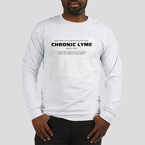 teachingblk copy Long Sleeve T-Shirt