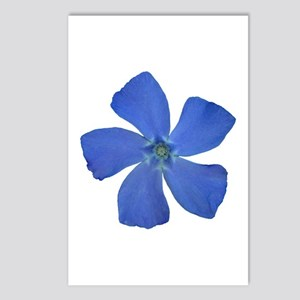 Periwinkle Postcards (Package of 8)