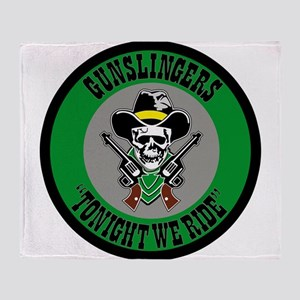 vfa105_gunslingers Throw Blanket