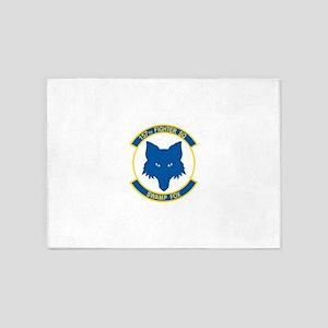 157_fighter_SWAMP_FOX 5'x7'Area Rug