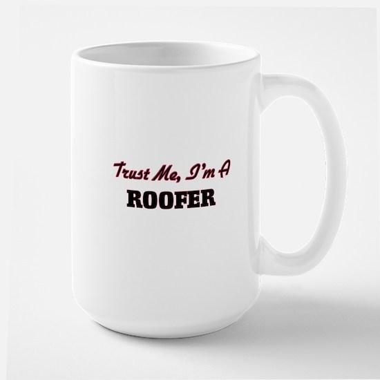 Trust me I'm a Roofer Mugs