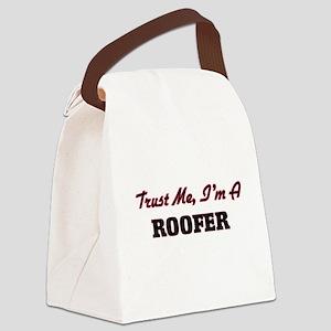 Trust me I'm a Roofer Canvas Lunch Bag