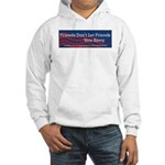Vote Bush Hooded Sweatshirt
