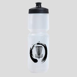 Zen Disc Golf Logo Sports Bottle