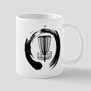Zen Disc Golf Logo Mugs