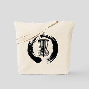 Zen Disc Golf Logo Tote Bag