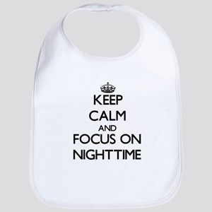Keep Calm and focus on Nighttime Bib
