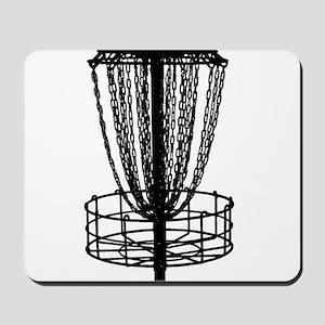 black basket NO TEXT Mousepad