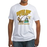Master Bait Tackle Fitted T-Shirt