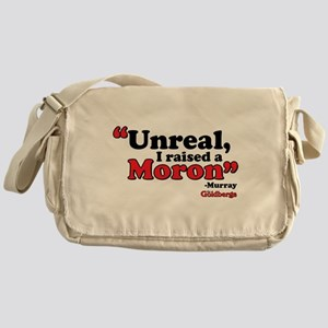 Unreal Messenger Bag