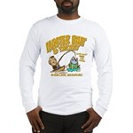 Master Bait Tackle Long Sleeve T-Shirt