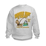 Master Bait Tackle Kids Sweatshirt