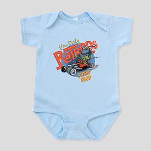 You Dirty Rat Rod Infant Bodysuit