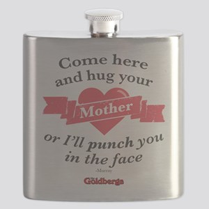 Hug Your Mother Flask
