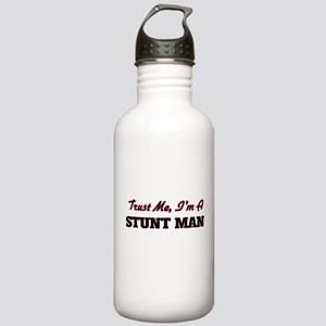 Trust me I'm a Stunt M Stainless Water Bottle 1.0L