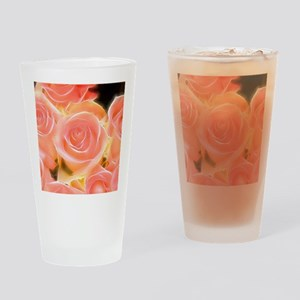 Rose 2014-0932 Drinking Glass