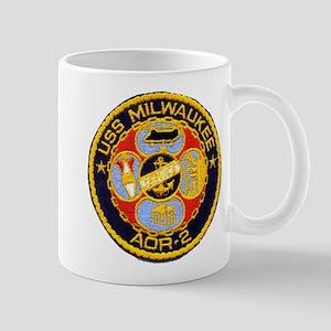 USS MILWAUKEE Mug