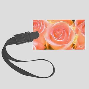 Rose 2014-0932 Large Luggage Tag
