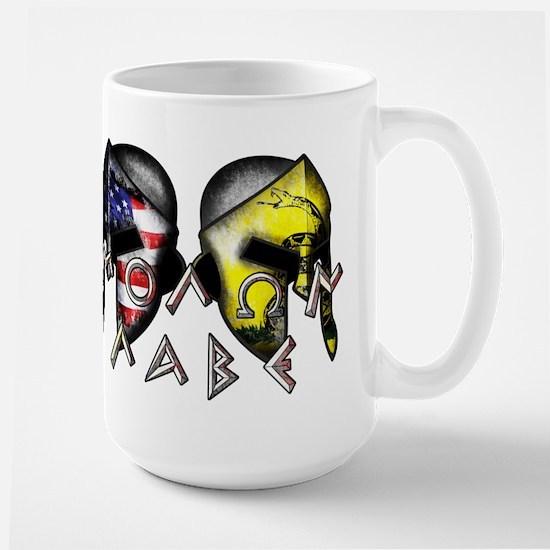 Molon Labe by American Patriots Mugs