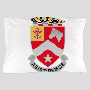 9th Army Engineer Battalion Military P Pillow Case