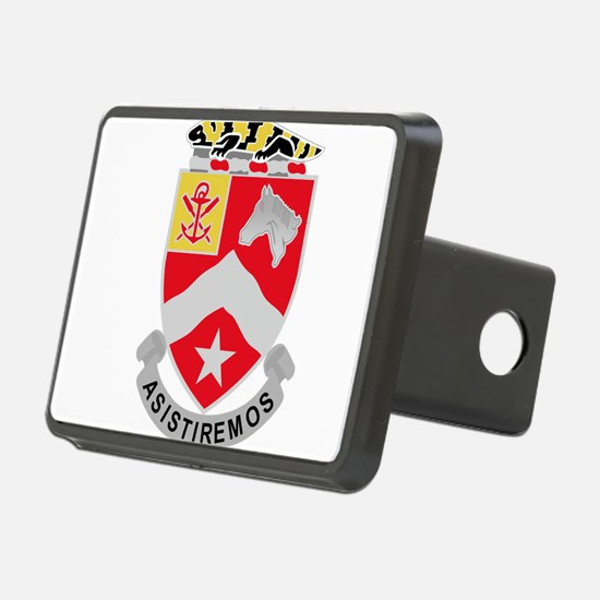 9th Army Engineer Battalio Hitch Cover